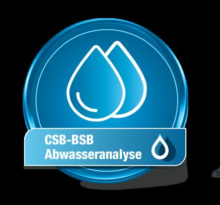 CSB-BSB Abwasseranalyse