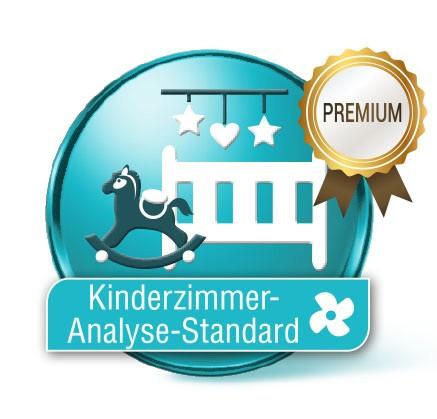 Standard Premium Kinderzimmerlufttest