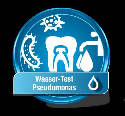 Zahnarzt Wassertest Pseudomonas (Dental)