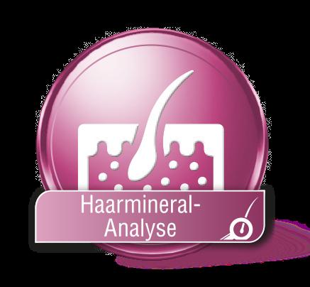 Haarmineralanalyse