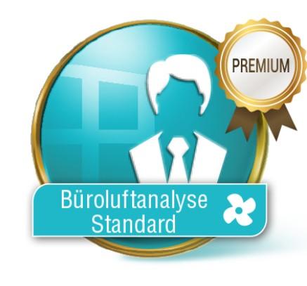 Luftanalyse Büro Standard Premium