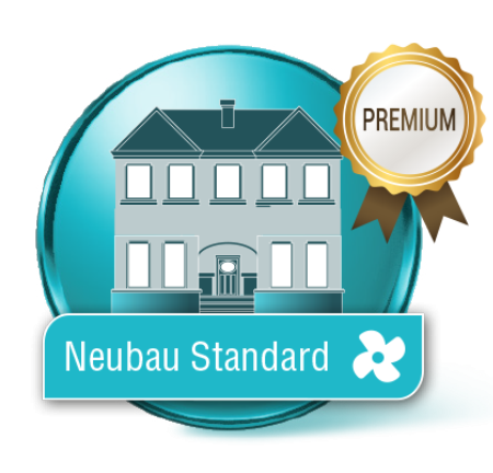 Luft Analyse Neubau Standard Premium