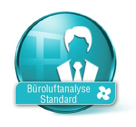 Lufttest Büro Standard