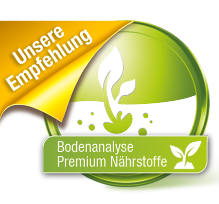 Bodenanalyse Nährstoff Premium