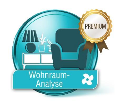 Wohnung Raumluftanalyse Premium