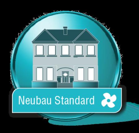Raumluftanalyse Neubau Standard