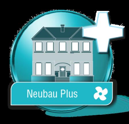 Raumluftanalyse Neubau Plus