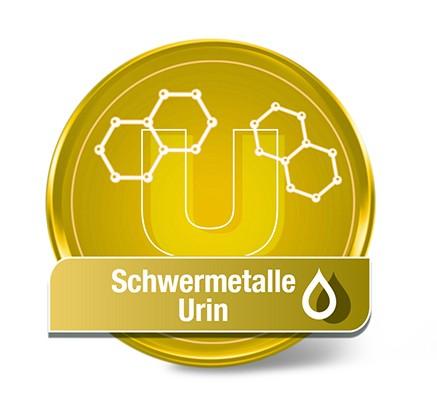 Schwermetall Urintest