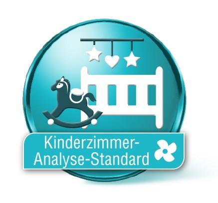 Kinderzimmer Raumluftanalyse (Standard)