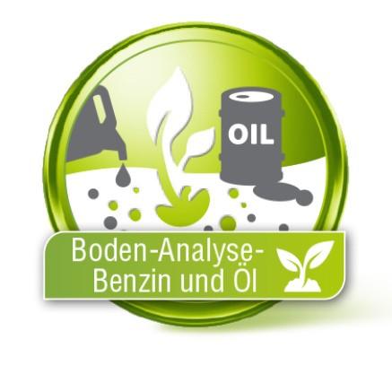 Bodenanalyse Benzin und Öl