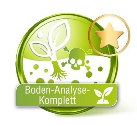 Bodenanalyse Maxi