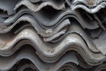 asbestpappe